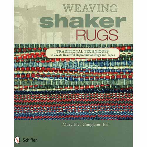 Weaving Shaker Rugs Yarn Barn Of Kansas