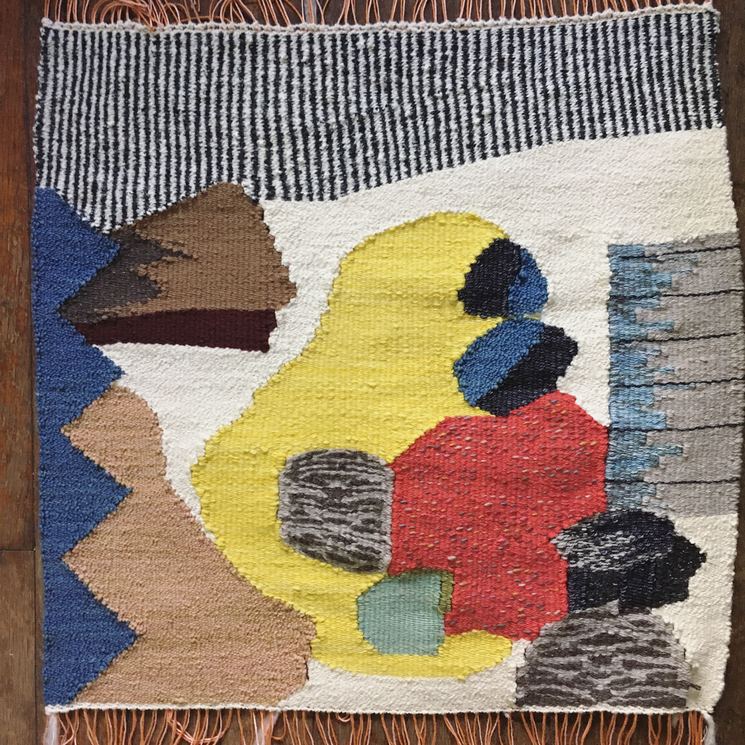 5988475c170fa0 Introduction to Tapestry Weaving February 9-10 Saturday-Sunday-Yarn ...