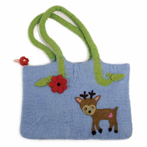Woodland Friends Bag