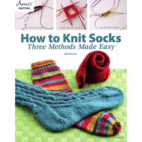 How To Knit Socks Three Methods Yarn Barn Of Kansas