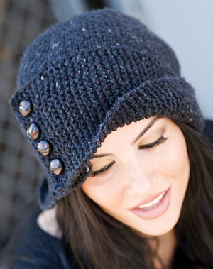Knitting Pattern For Robin Hood Hat : Robin Hood Hat Pattern-Yarn Barn Of Kansas