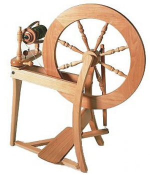 Ashford Traditional Spinning Wheel - Yarn Barn Of Kansas