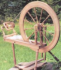 Lendrum Saxony Spinning Wheel Yarn Barn Of Kansas