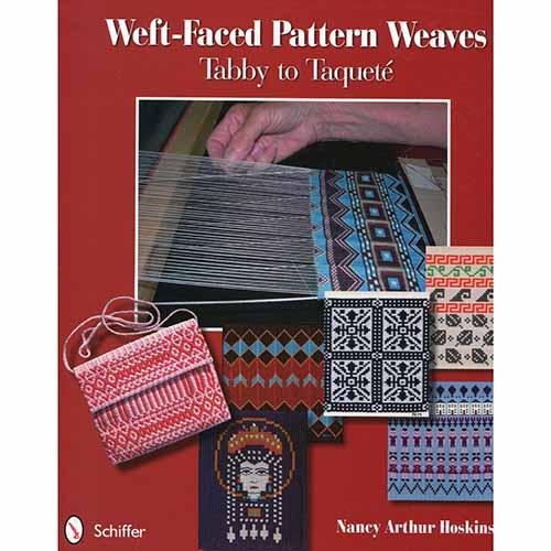 Weft Faced Pattern Weaves Yarn Barn Of Kansas