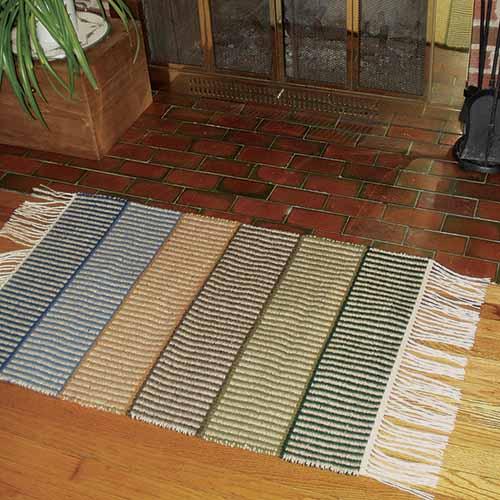 Plain Weave Pick-and-Pick Rug Kit-Yarn Barn Of Kansas