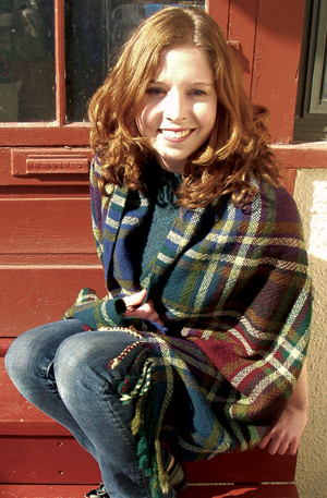 Plum Handy Plaid Kit Yarn Barn Of Kansas