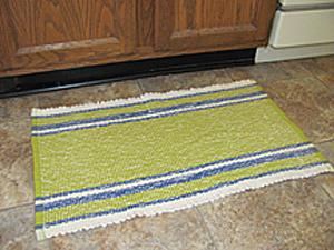 Easy Rigid Heddle Rug Kit - Yarn Barn