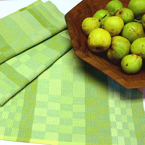 Lime Zest Towels Kit