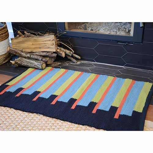 Graphix Rug Kit - Yarn Barn Of Kansas